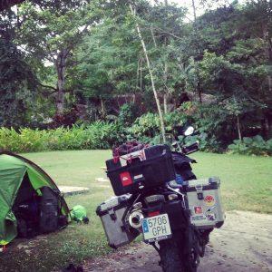 Camping en Chiapas