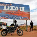 EEUU en moto
