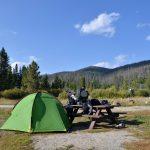 Camping en Estados Unidos