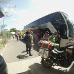 Centro América en moto