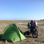 Baja California, México en moto