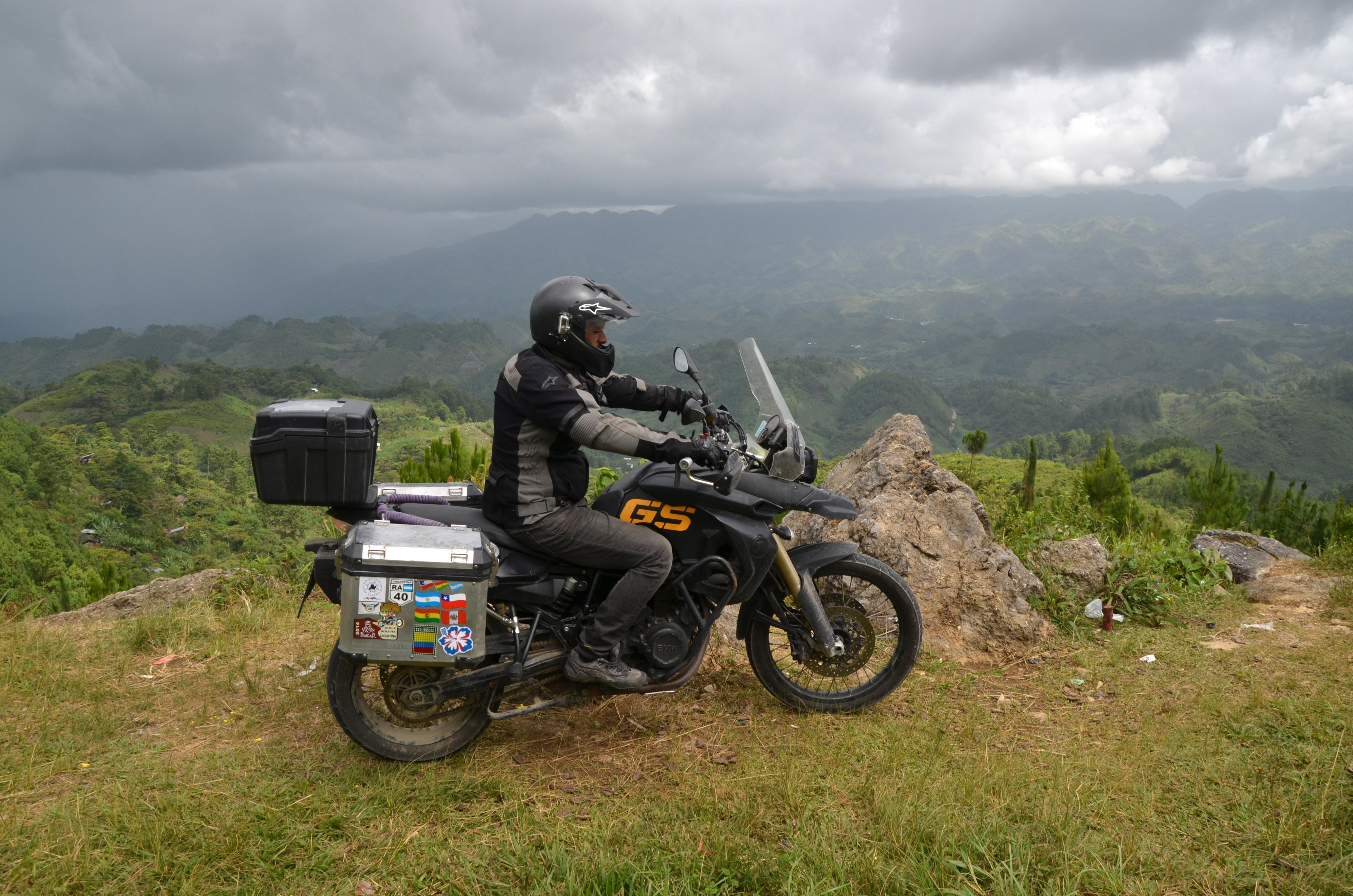 En alguna frontera de Centro América