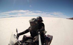 Bolivia en moto