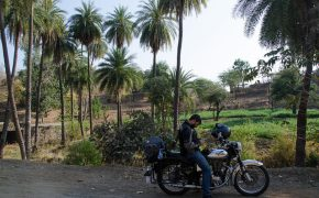 India en Royal Enfield