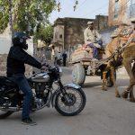 India en moto