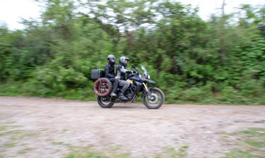 viaje por Argentina en moto