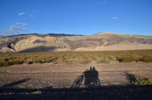 Patagonia Argentina en moto, ruta 40
