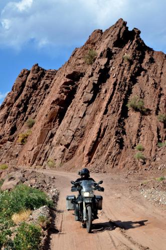 La Rioja en moto, Argentina