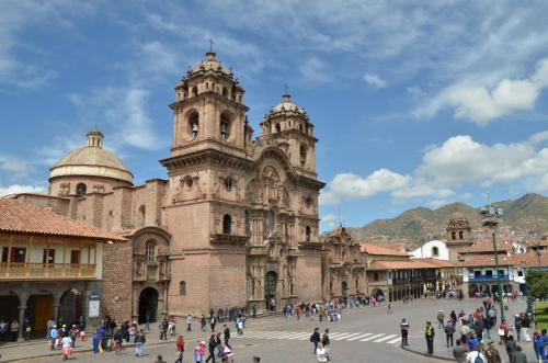 Cusco, Perú en moto